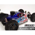 CARROCERIA KYOSHO MP9 TKI 2 FIGHTER BUGGY